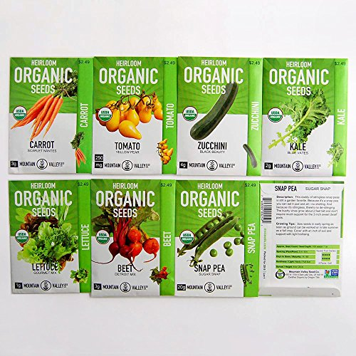 Healthy Living Nutritional Therapy - Heirloom, Organic, Non